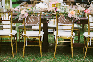 Ide Untuk Dekorasi Kursi Pernikahan
