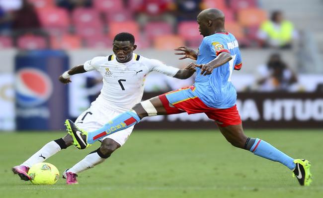 مشاهدة مباراة غانا والكونغو