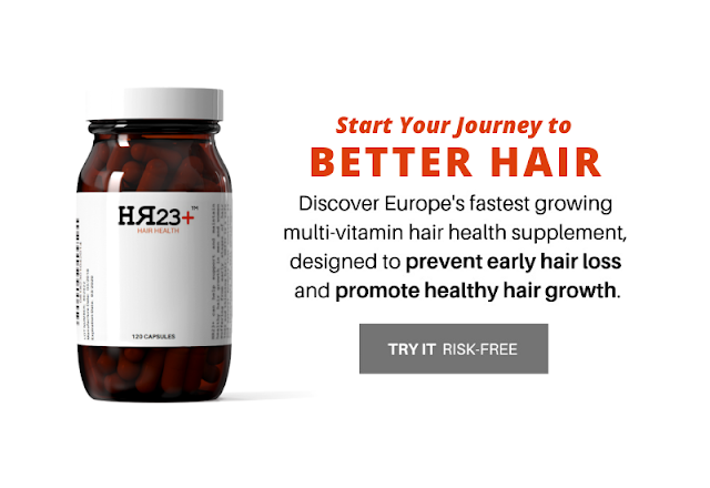 HR23+ hair growth supplement review