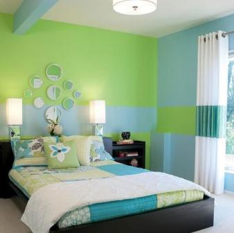 desain dan kombinasi kamar remaja perempuan - dekorasi rumah