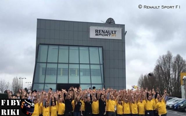 Renault espera contar trabajadores 2017