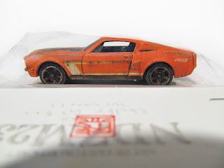hot wheels   rusted custom Joe Kanno NDZM23