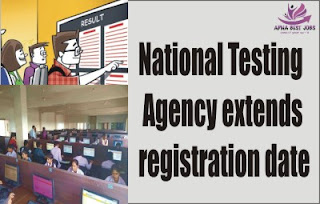 National Testing Agency extends registration date,Know More