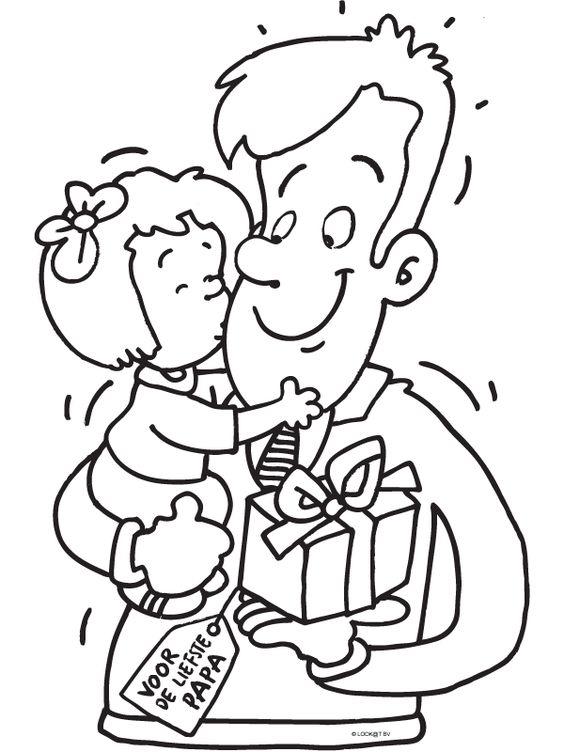 5 15 Atividades Dia dos pais para colorir
