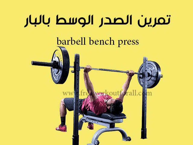 تمارين عضلة الصدرية الكبرى