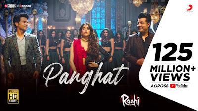 Panghat Lyrics – Roohi  Asees Kaur, Rajkumar Rao  Janhvi Kapoor -