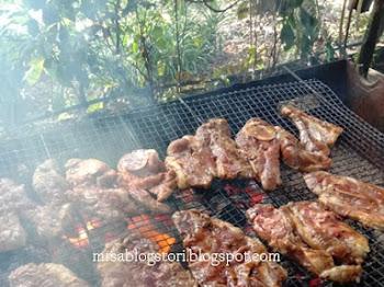 Family Get Together - BBQ Kambing Perap dan Ayam Perap Farm Grill