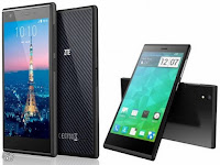 ZTE Blade VEC (P692S20), Ponsel Android KitKat Kelas Menengah Berdisain Mewah