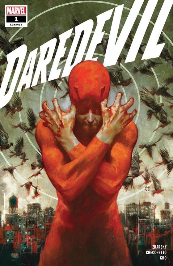 Daredevil: Conoce el Miedo, de Zdarsky y Checchetto