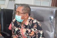 H. Azhari Geram Dituding Tilep Dana Covid19 dan Gaji Pegawai di Dikes