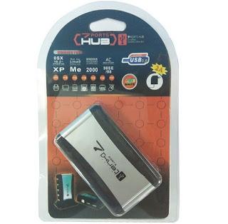 HUB USB CON ALIMENTATORE