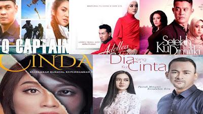 Senarai Drama Melayu dan Telefilem 2020 (TERKINI)