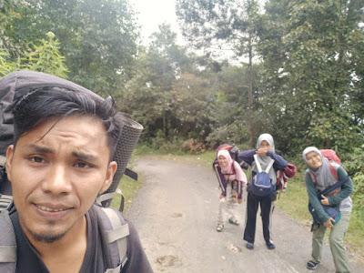 wisata sibayak, jalan-jalan ke sibayak, puncak sibayak