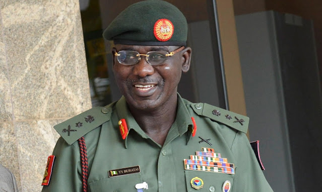Ex-Army Chief, Tukur Buratai Gets New Appointment
