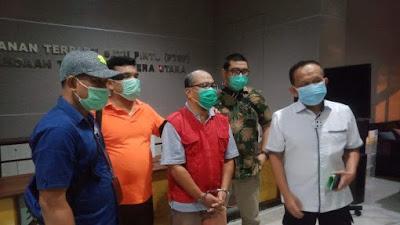 Kejati Sumut Tangkap DPO Kasus Korupsi PDAM Tirtanadi Deliserdang