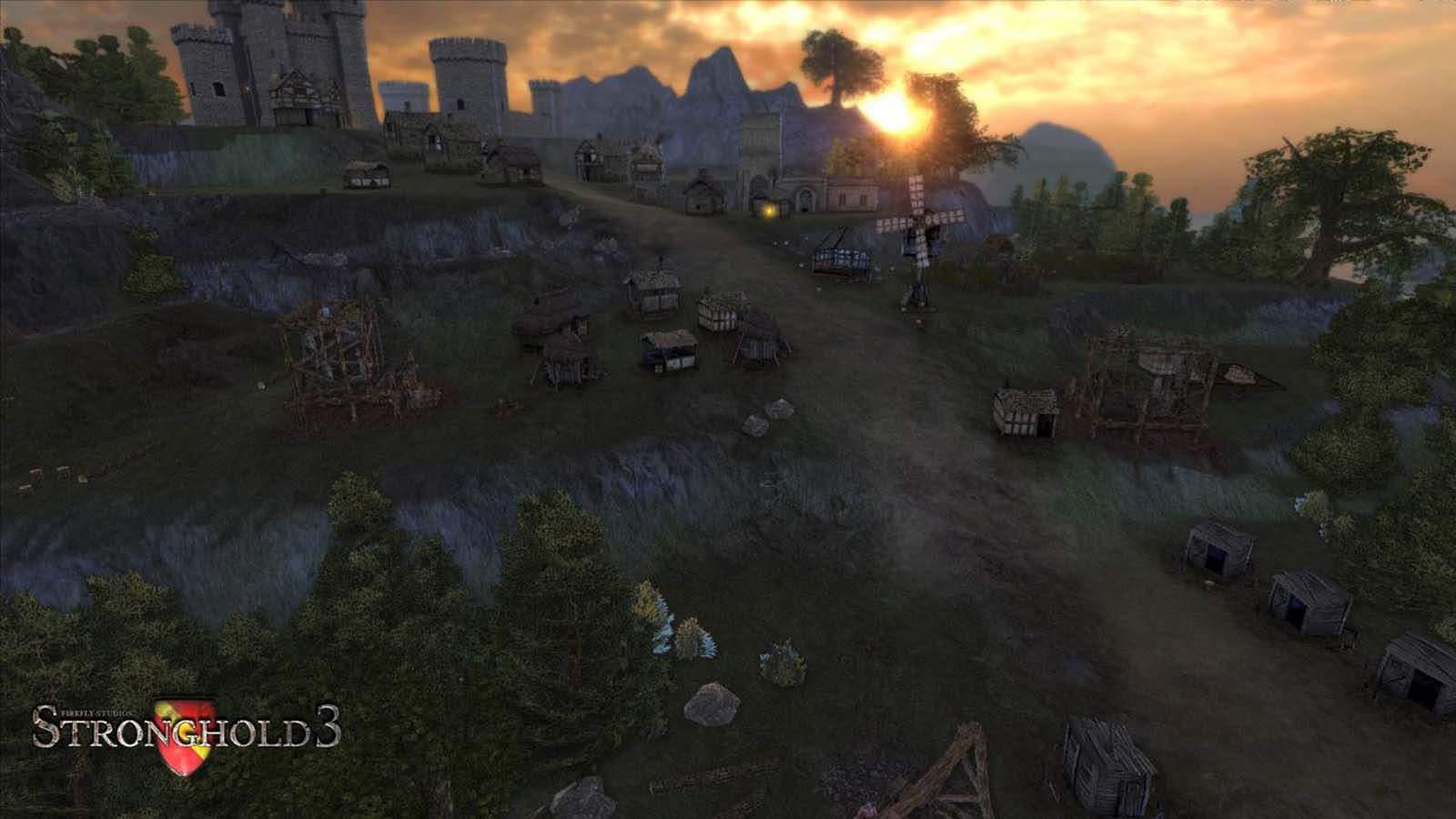 تحميل لعبة Stronghold 3 مضغوطة برابط واحد مباشر كاملة مجانا