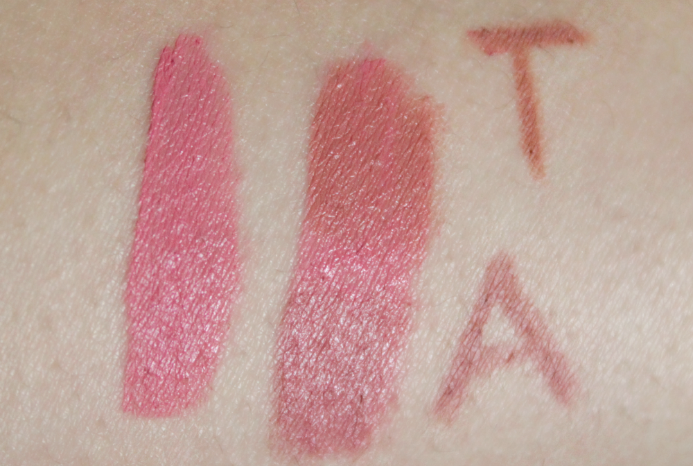 manhattan soft mat lipcream in 56K review and swatch