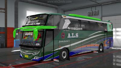 A.L.S Livery Sumatraan Repack JB3 Adudu Cvt Diny