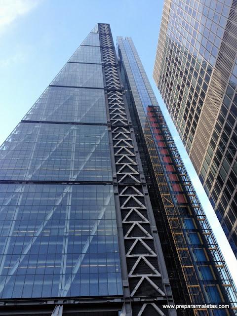 Leadenhall Building en Londres