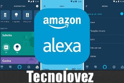 Come usare Alexa su Android come assistente virtuale - Come si attiva e configura