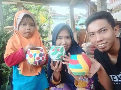 Kebersamaan dan kehangatan bersama keluarga