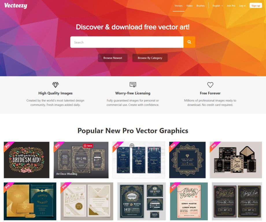 Graphics Design: BEST FREE VECTOR STOCK WEBSITES LIST