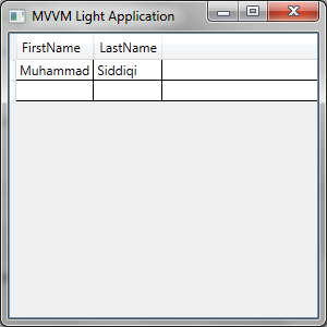 Muhammad Shujaat Siddiqi: DataTable & WCF Service