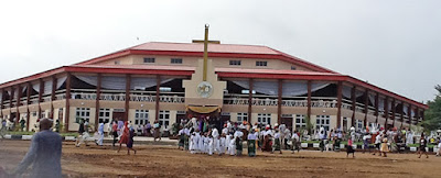 Image result for Robbers invade churches in Ondo, steal offerings