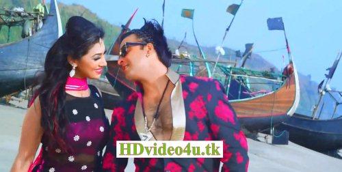 Ei Hridoy Ta Chuyecho Full Video Song-Bangla Movie-Love Marriage -2015-Shakib Khan & Apu Biswas HD Image