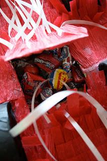 piñatas del cars