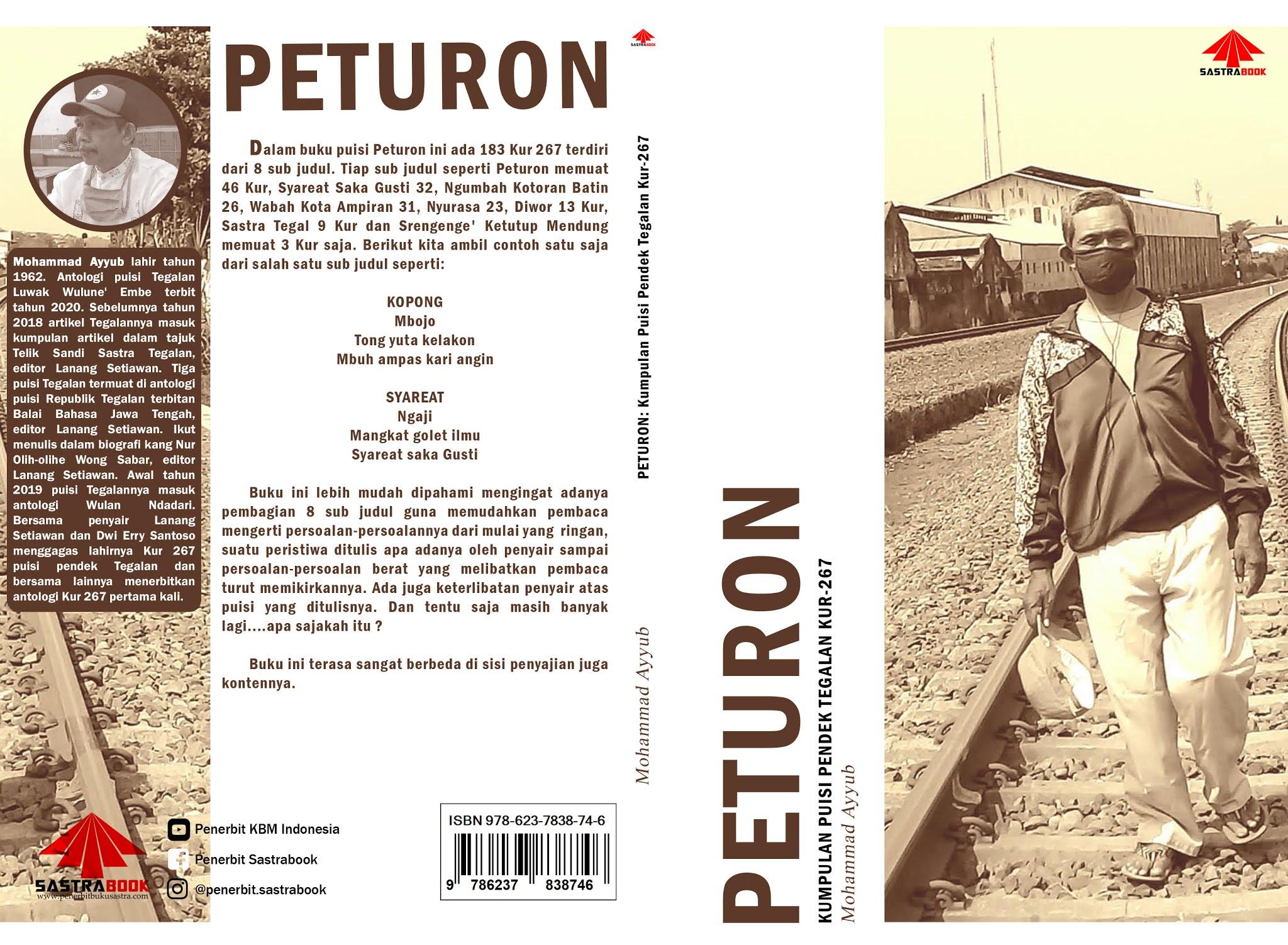 PETURON (Kumpulan Puisi Pendek Tegalan  Kur-267)