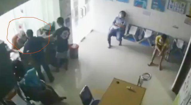 Tolak Pakai Masker, Ortu Pasien Tampar Perawat Diciduk Polisi, Nyesal Minta Maaf