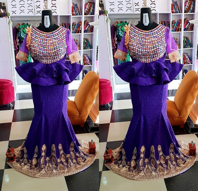 ankara design for skirt and blouse, ankara skirt and blouse,