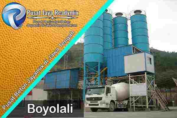 Jayamix Boyolali, Jual Jayamix Boyolali, Cor Beton Jayamix Boyolali, Harga Jayamix Boyolali
