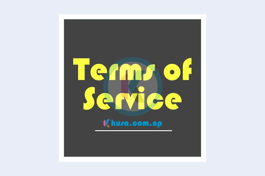 Terms-of-Service-Kusa