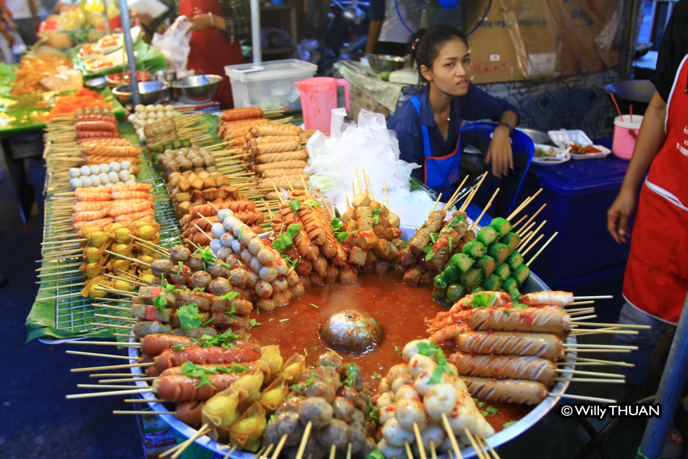 Is There Street Food In Phuket Thailand