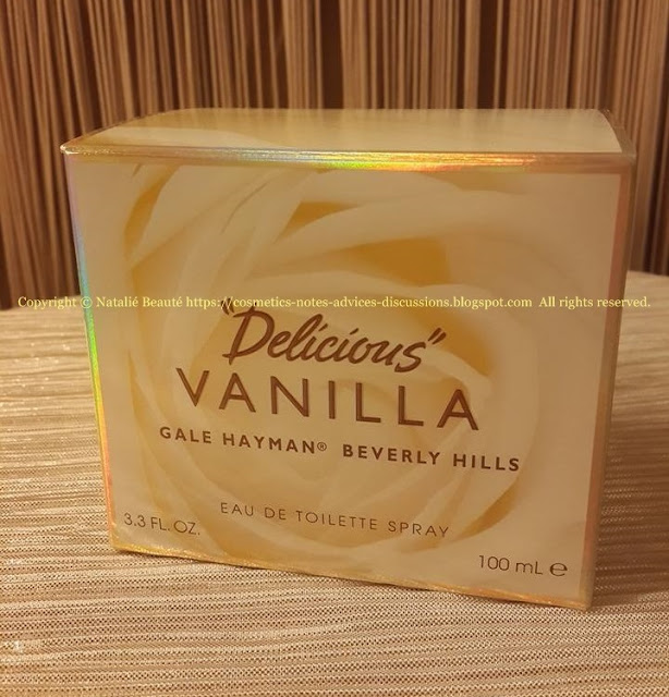 """Delicious"" VANILLA GALE HAYMAN BEVERLY HILLS REVIEW AND PHOTOS NATALIE BEAUTE"