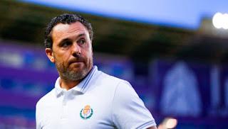 The Valladolid boss wasn't happy Quique Setien Comment