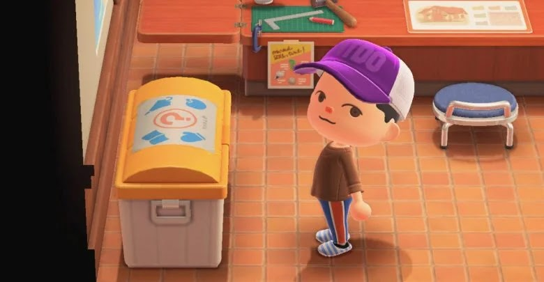 Animal Crossing: New Horizons - Everything you need to know about the recycling bin