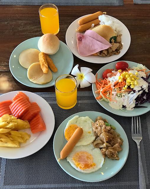 "Таиланд - ""шведский стол"" (Thailand - ""buffet"")"