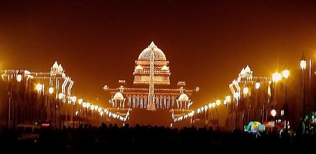 President House of India, New Delhi