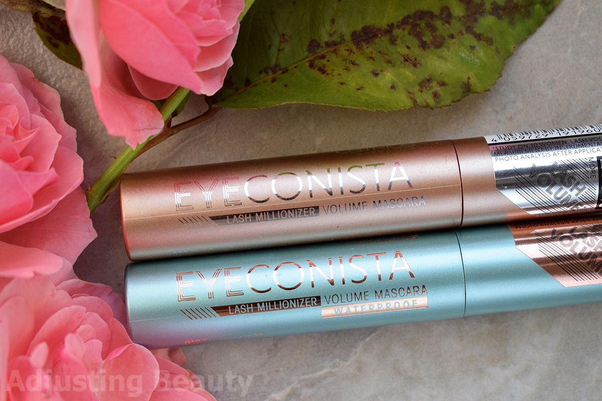 Review Catrice Eyeconista Mascara Regular And Waterproof