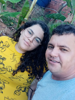 Roberto produções parabeniza sua filha Júlya Robertta nas redes sociais