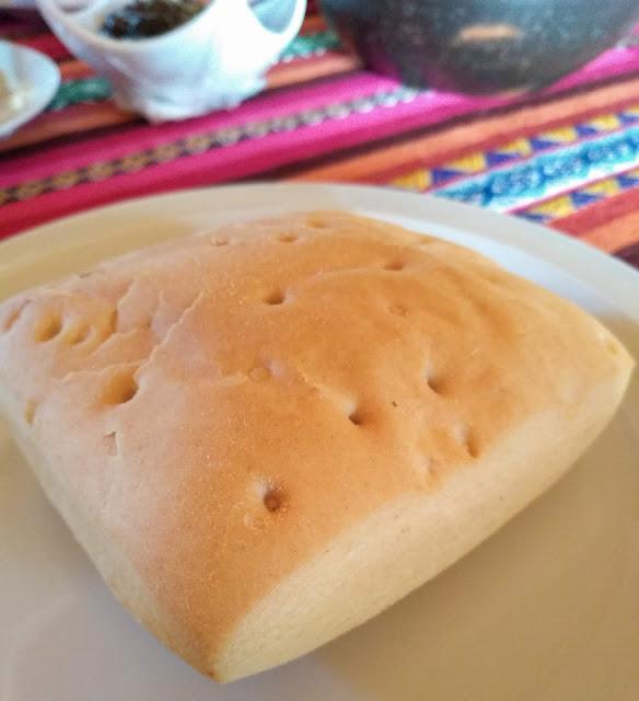 Mic dejun; Futaleufú, Chile