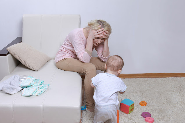 How to Overcome Stress in Child Care