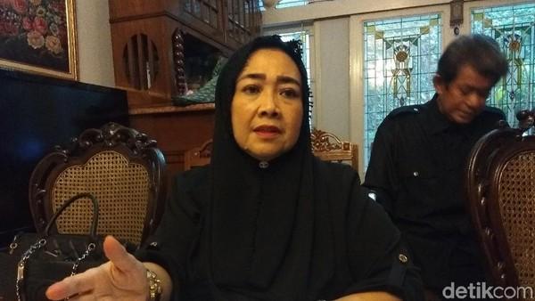 Didi Mahardika Cerita Besarnya Rasa Sayang Mega ke Almarhumah Rachmawati