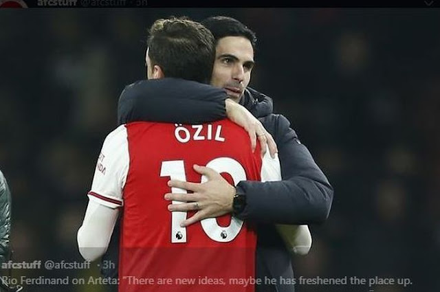 Mikel Arteta, the first exorcist in the Premier League this season