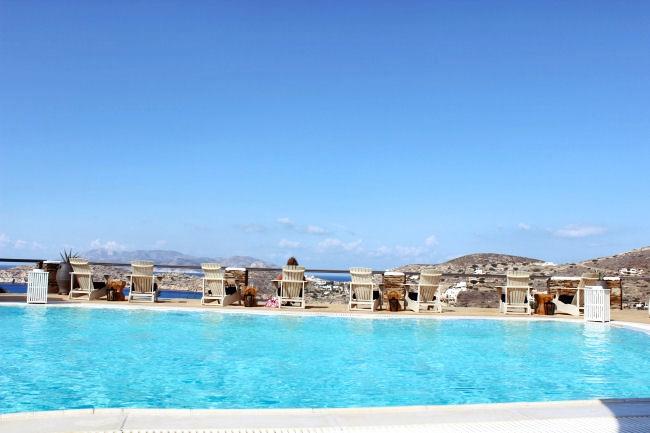 Liostasi Ios hotel & spa swimming pool