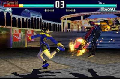 Tekken 3 Highly Compressed