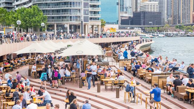 Los mejores bares de azotea en Sydney